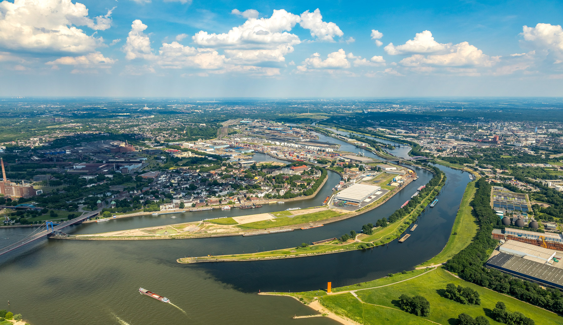 Hafen Duisburg duisport