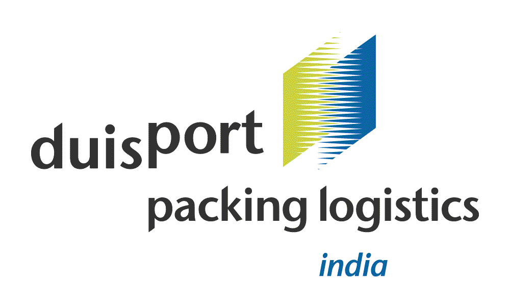 duisport packing logistics india Logo