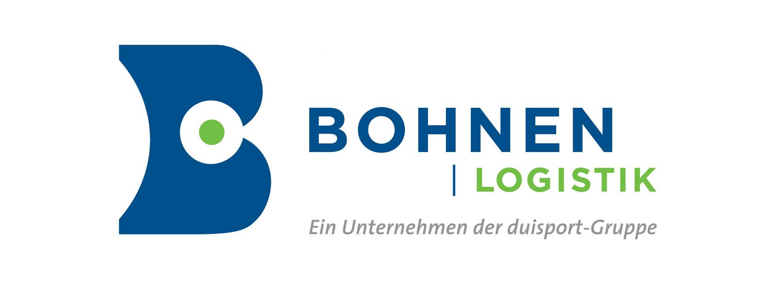 Bohnen Logistik Logo - duisport Gruppe