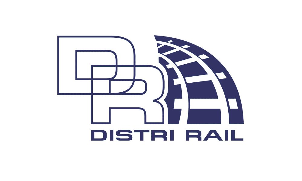 Distri rail Logo