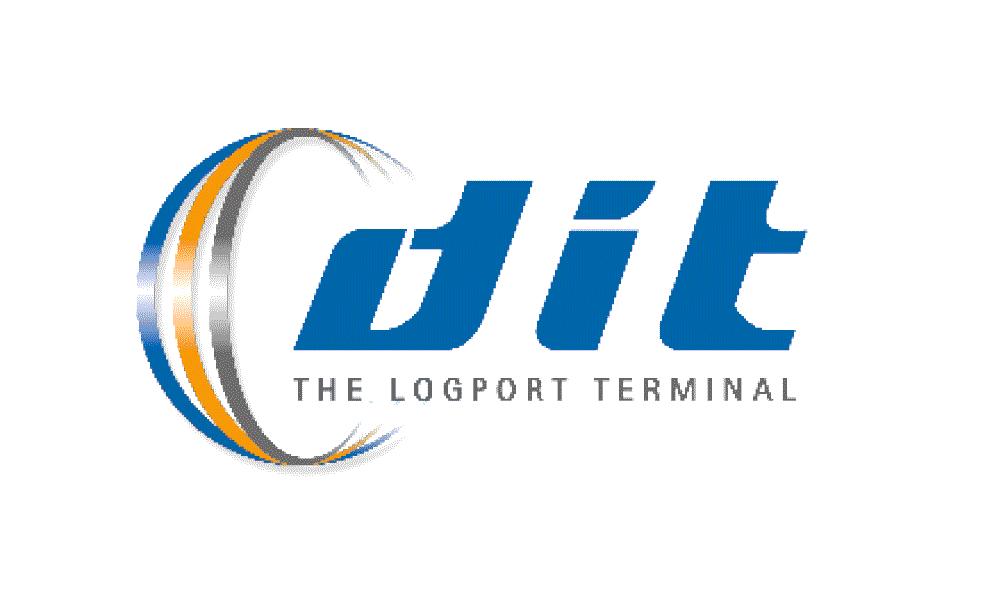 Dit the logport terminal Logo