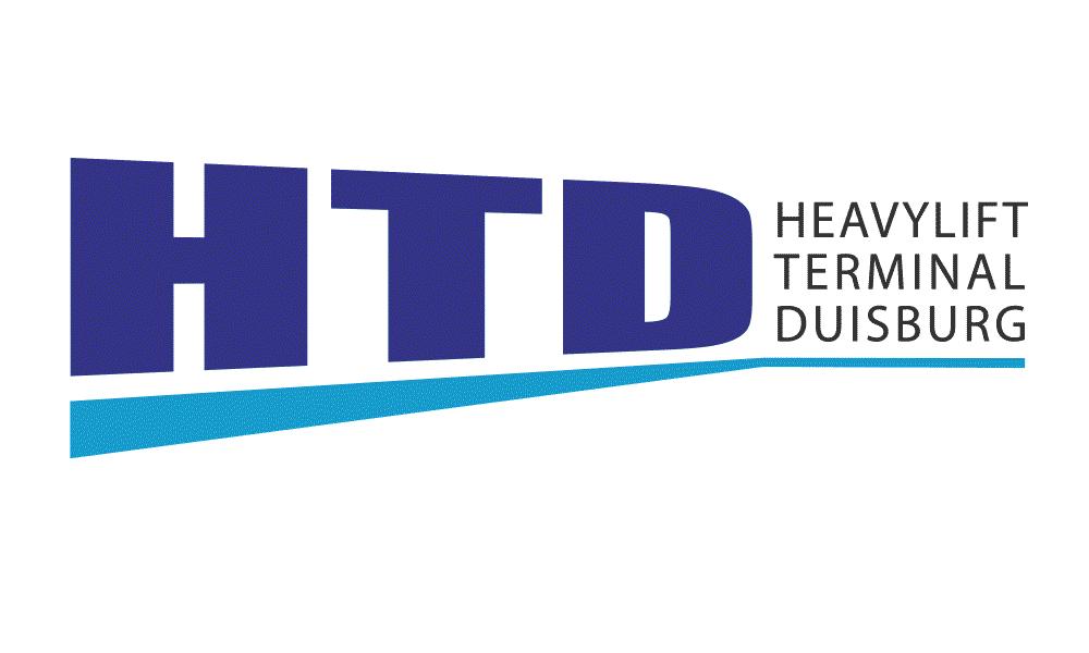 Htd Heavylift Terminal Duisburg Logo