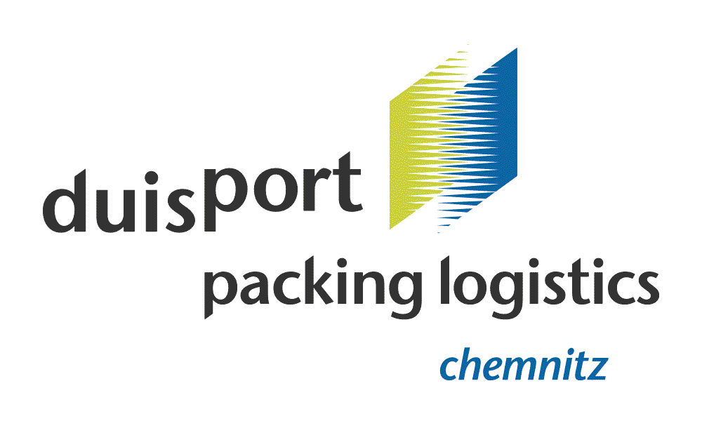 duisport packing logistics Chemnitz Logo