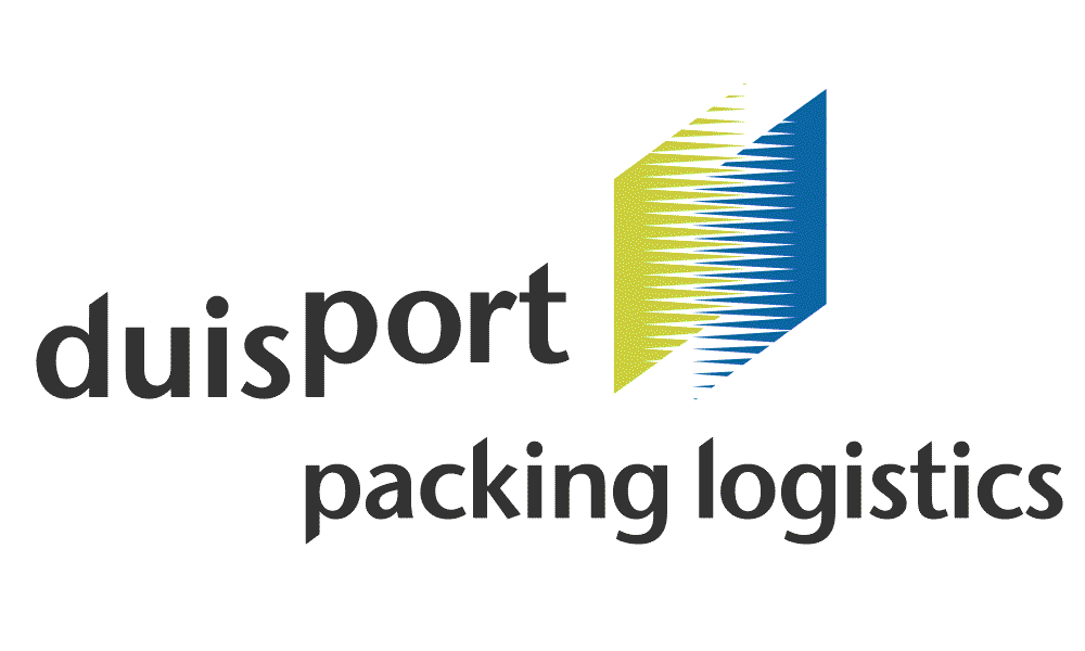 duisport packing logistics Logo
