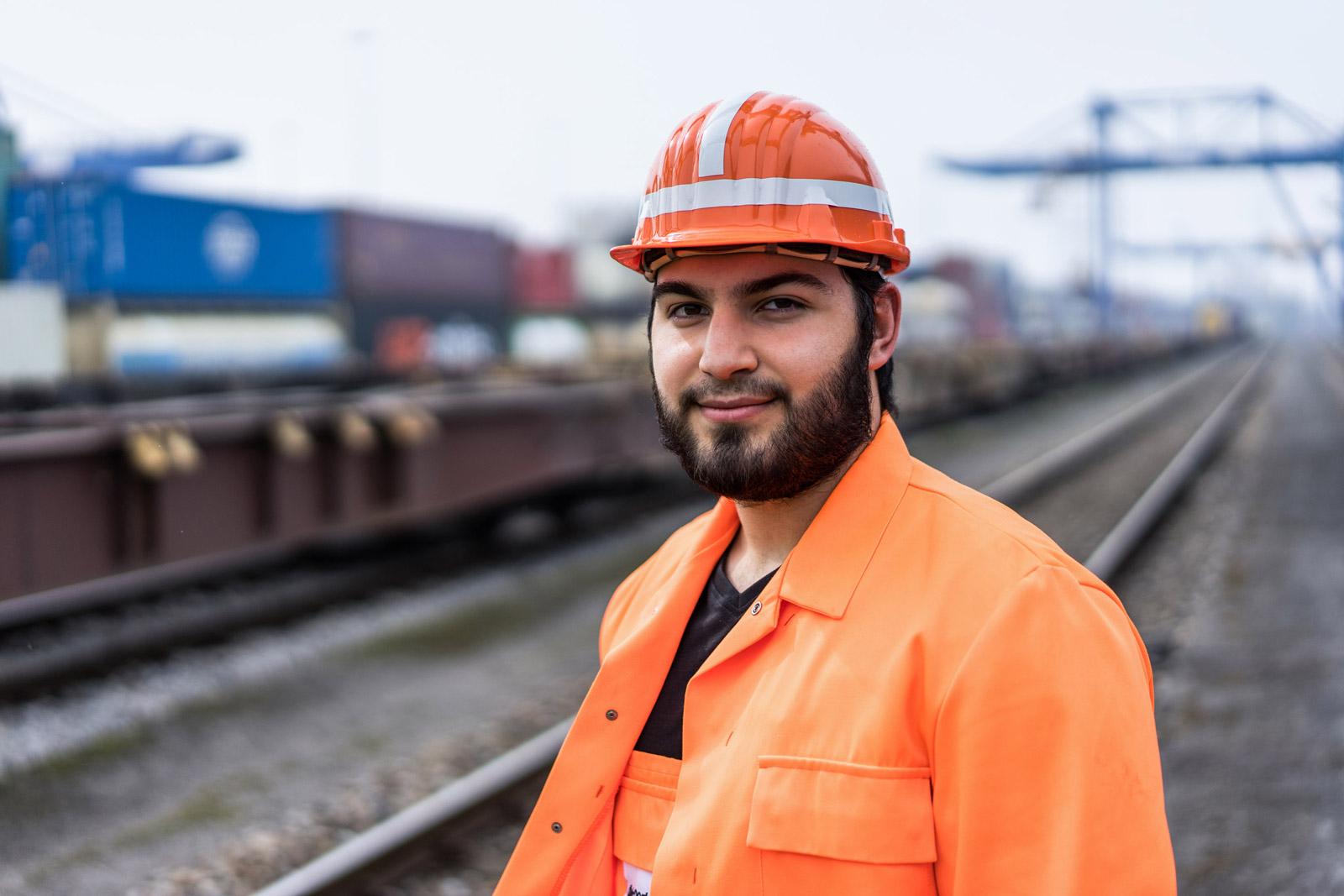Ausbildung zum Eisenbahner im Betriebsdienst bei duisport