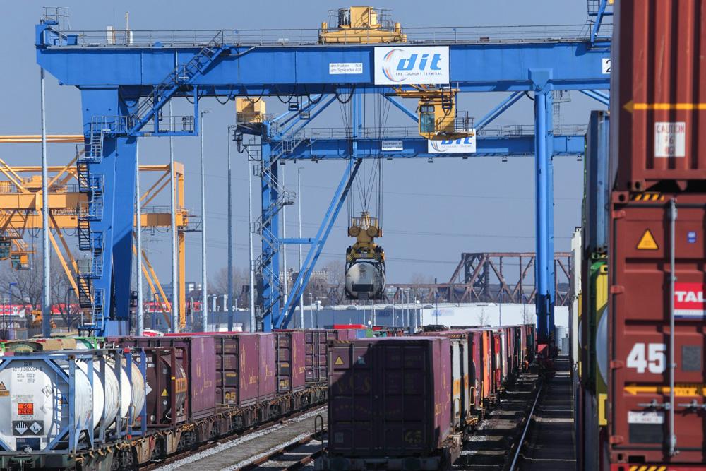 DIT Duisburg Intermodal Terminal GmbH duisport