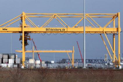 DKT Duisburg Kombiterminal GmbH duisport
