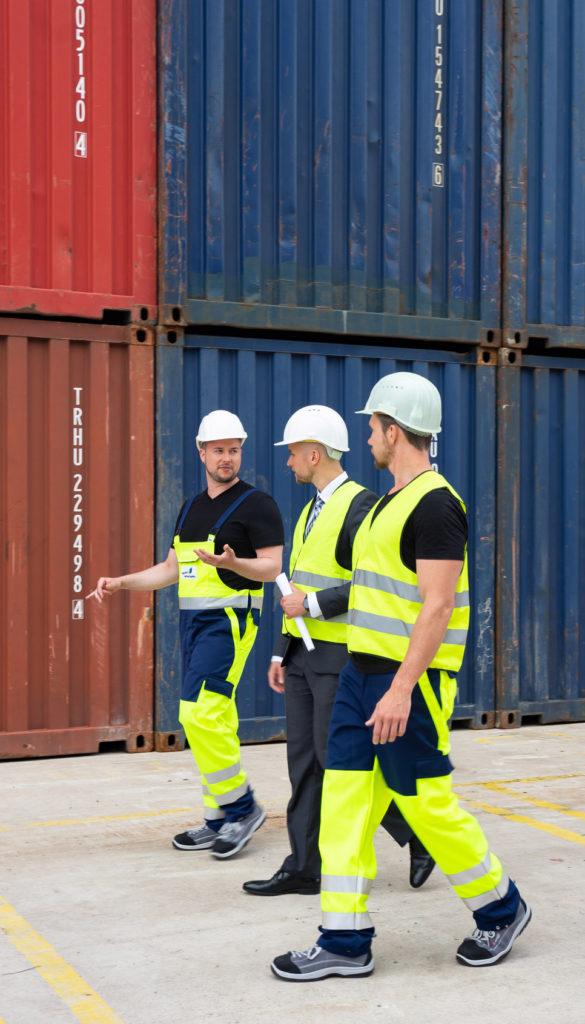 Jobs bei duisport Duisburg