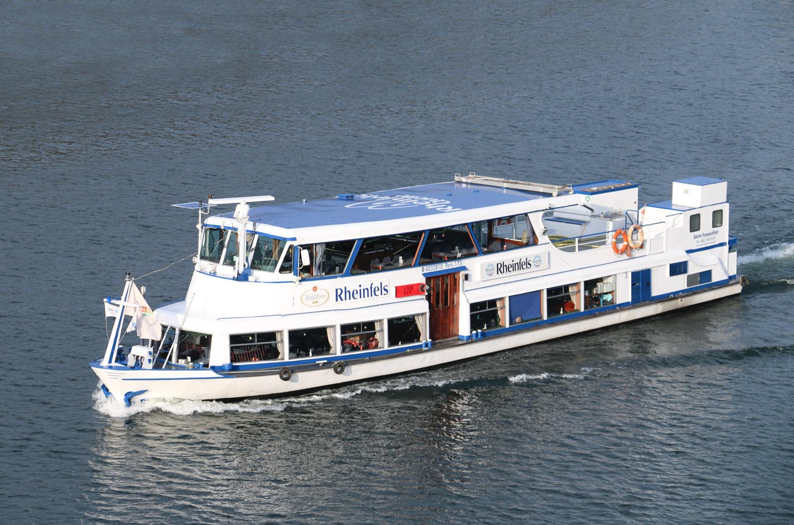 MS Rheinfels Hafenrundfahrt Duisburg