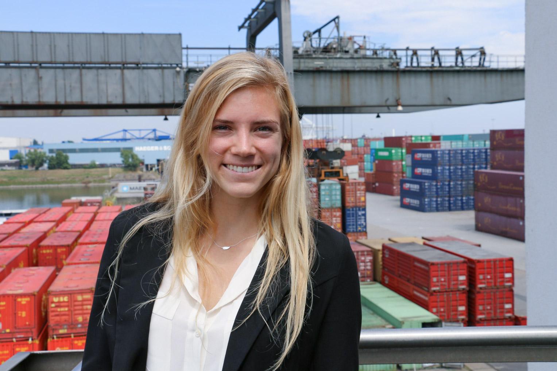 Praktikum im Bereich Unternehmensentwicklung, Brooke Istvan