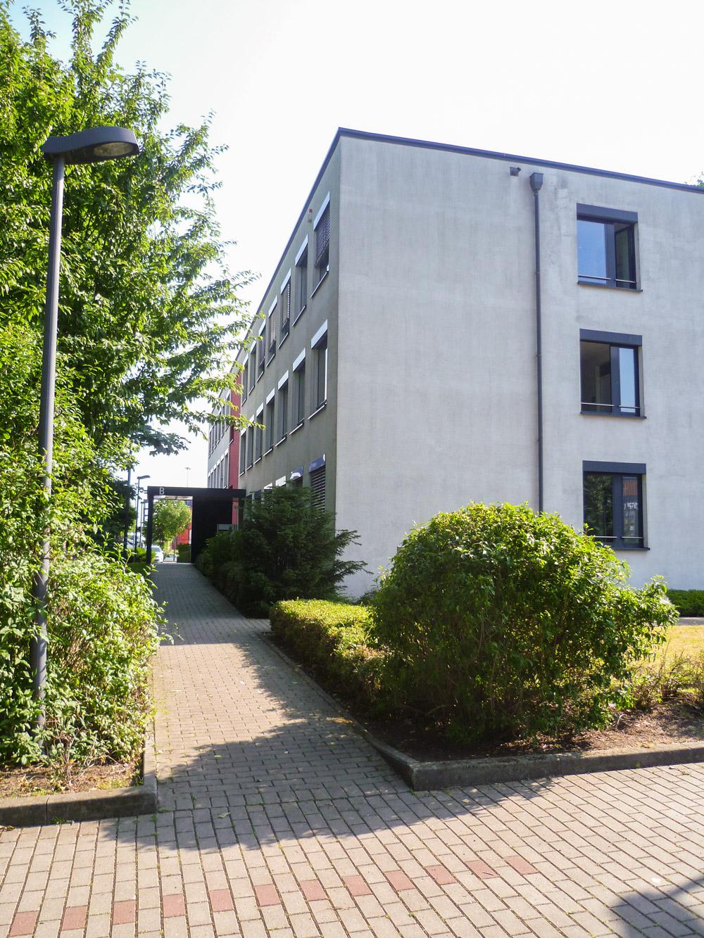 LOC B duisport - Flächen- & Immobilienangebote