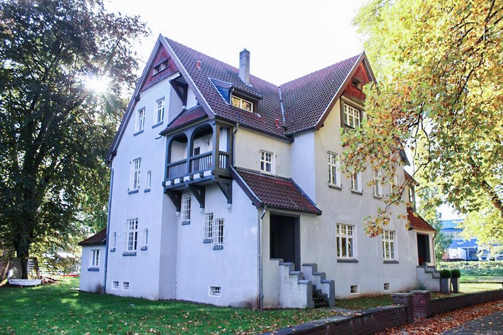 Villa Nr. 6 duisport - Flächen- & Immobilienangebote