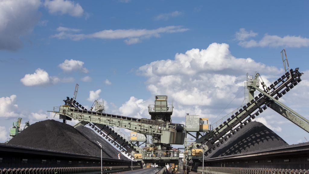Die Kohleninsel Duisburg-Ruhrort