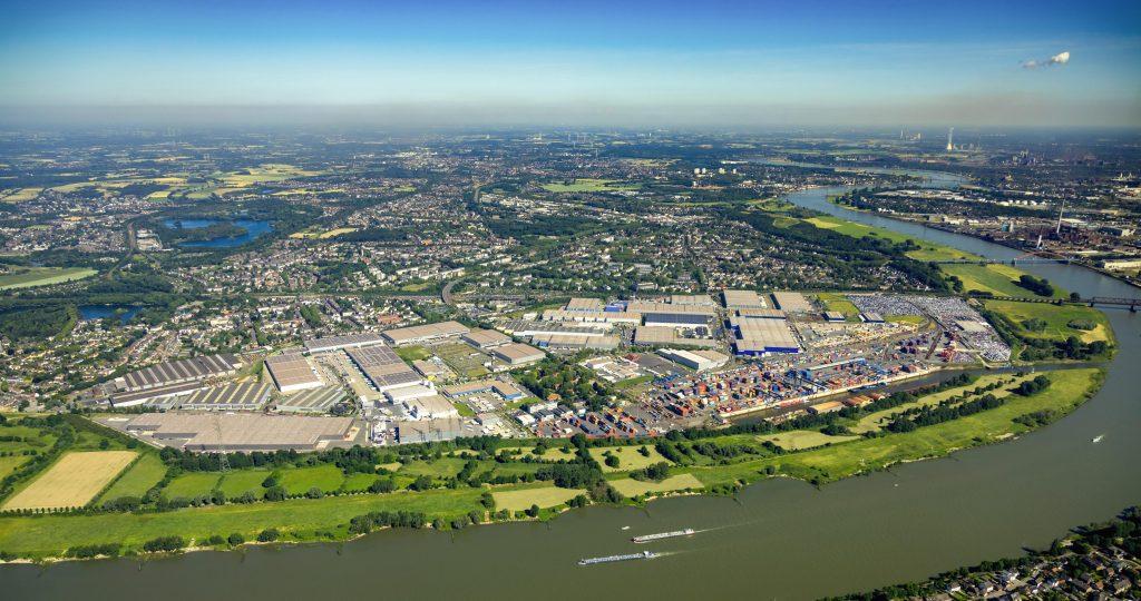 logport I – Duisburg-Rheinhausen