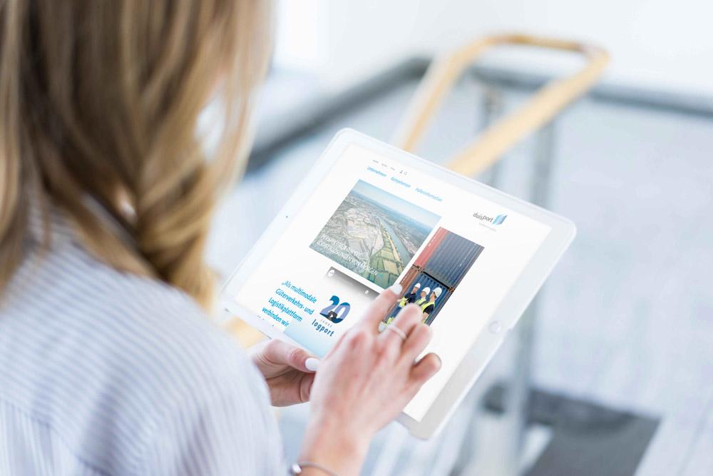 duisport Magazin 2018 - iPad digital